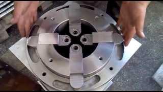 Mucit Bayram İcat ve Projeleri - Metal Boru Şekillendirme Makinası