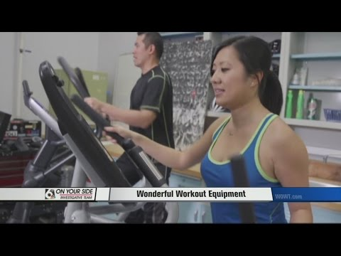 Consumer Reports: Workout Equipment
