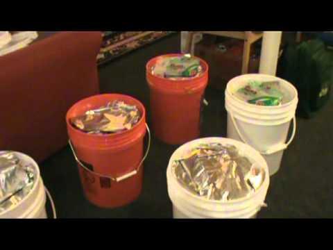 Urban Survival - Long Term Food Storage