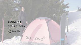 Samaya2.5 - Set up Tutorial