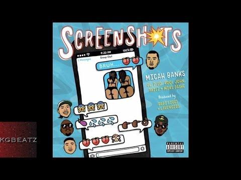 Micah Banks ft. P-Lo, Kool John, Tailz, Mike Dash-E - Screenshots [New 2016]