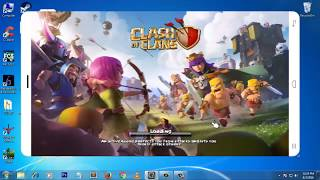 How to create dual accounts in clash of clans (COC)