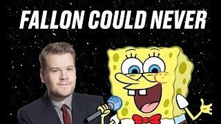 Migos Carpool Karaoke but with Spongebob