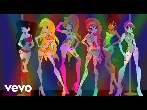Winx Club - Rock N Roll
