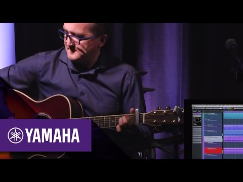 Live Band Recording, Kielce, Poland | Yamaha Music | Polski