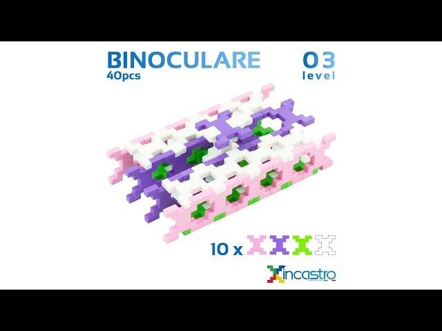 INCASTRO | Level 3 | Binoculare