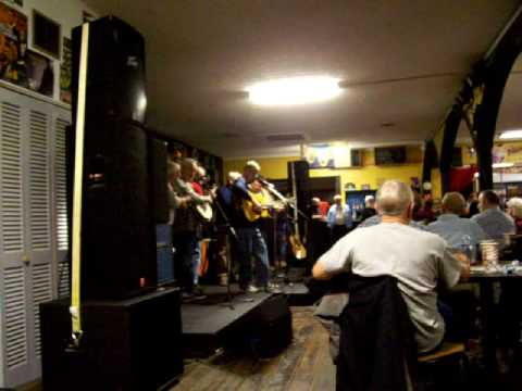 Live At the Mustard Seed Cafe, John Henry, Bluegrass Music