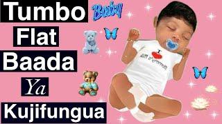 Jinsi ya kupunguza Tumbo baada ya kujifungua (Best Tips za kupunguza tumbo)