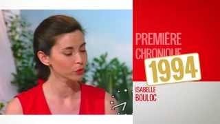 1994 - La première chronique d'Isabelle Bouloc