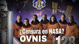 OVNIS ¿CENSURA EN NASA? ASTRONAUTA, JOSE HERNÁNDEZ. @yohanandiaz