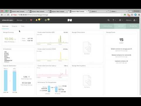 Nutanix How to create Volume Group in Prism Element