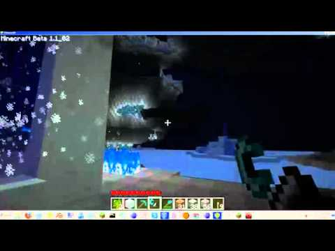 Ice Portal - [Ice Mod] 1.7.3 - YouTube