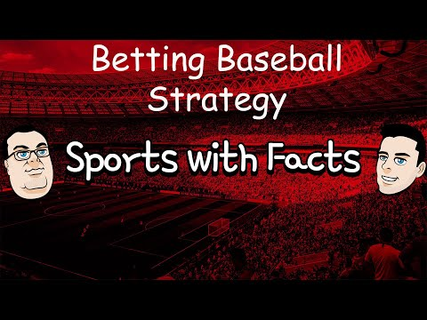 BASEBALL BETTING STRATEGY