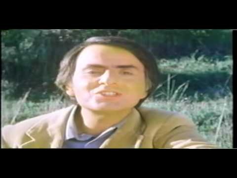 "Carl Sagan: ""Extraordinary Claims Require Extraordinary Evidence"""