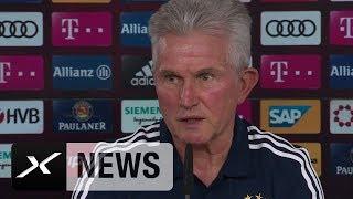 Jupp Heynckes: Jorge Sampaoli? Vielleicht ein Wein zu viel! | WM 2018 | Deutschland