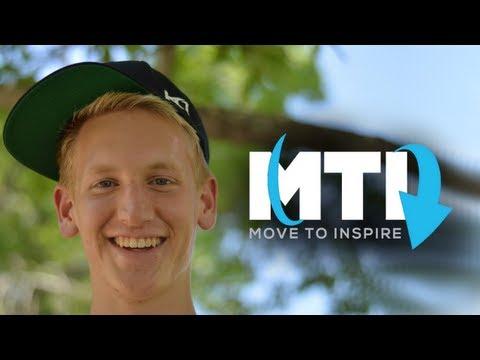 Casey Wilson - New Move to Inspire Athlete!