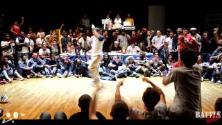 BATTLE BAD 2013  - 1/4 FINALE POP  - HOAN VS SALAH - HKEYFILMS