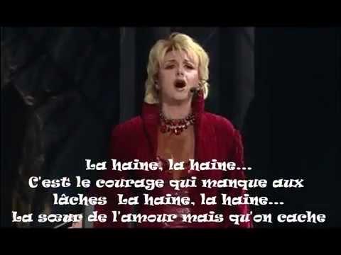 [Musical] 로미오와 줄리엣 La Haine(Hatred) Lyrics
