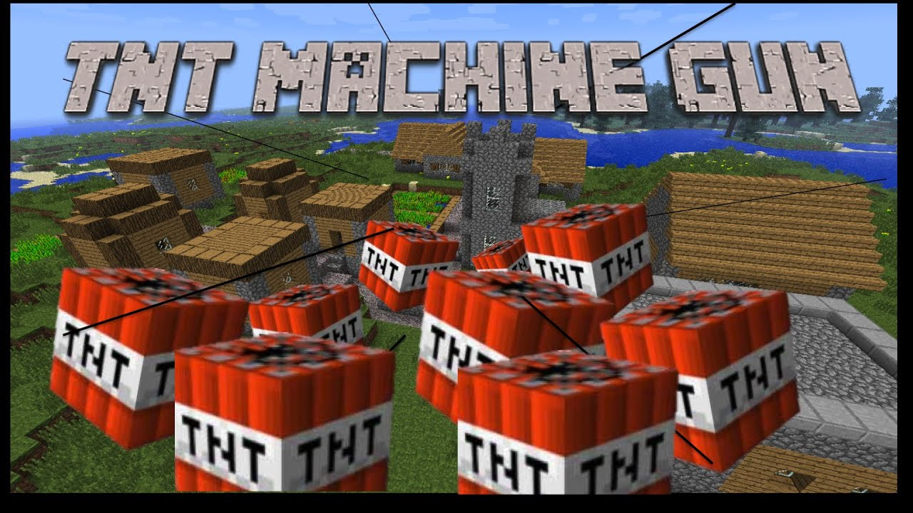 tnt machine
