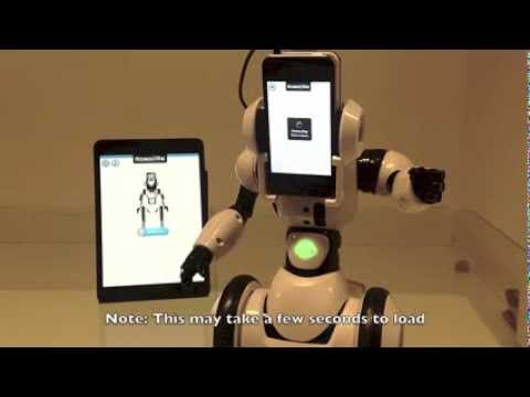 RoboMe- How to use Telepresence