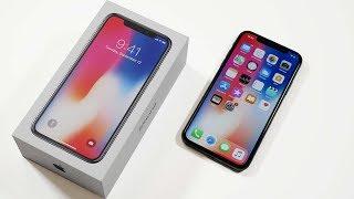 iPhone X - Полный Обзор