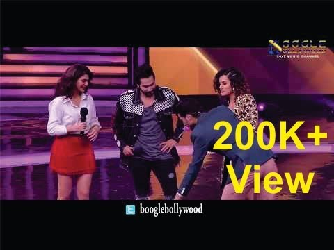 Dance + 3 || Grand Finale Episode with Judwa 2 || Live || Varun Dhawan, Jacqueline & Tapsee . thumbnail