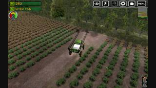 John Deere: Drive Green Gameplay