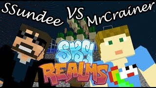 MrCrainer VS SSundee NO-Farming Farming Challenge and CRAZY Giveaway!