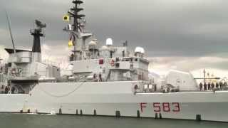 Four NATO Warships Deploy to the Black Sea for Exercise BREEZE 2014