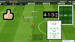 PES 2019 MOBILE GAMEPLAY ANDROID #3