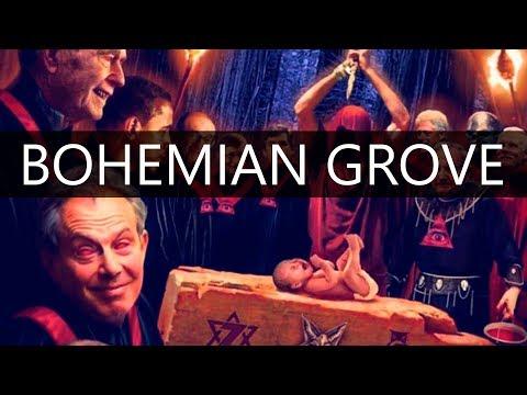Bohemian Grove; El Asesinato De Polly   Secta Satánica