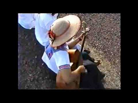 LA MARIQUITA (COMPOSITOR J. ISAIAS SALMERON), CON GRUPO LOS SALMERÓN