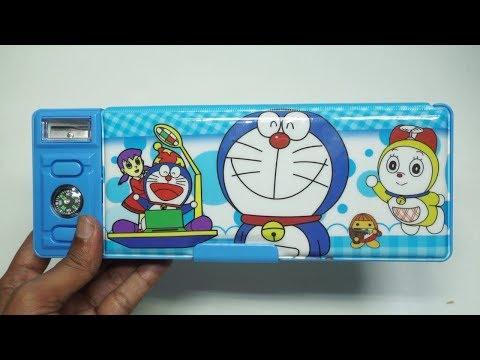 Doraemon  Password Protected Pencil Box For Kids