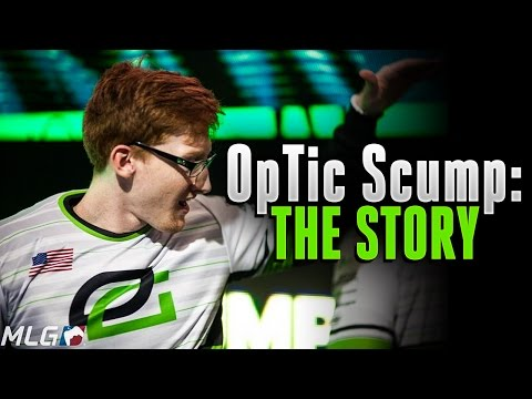 OpTic Scump  The Story