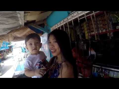 A Foreigner  In The Philippines Agnes Meets James 1 of 2 Bicol Philippines  Vlog 438