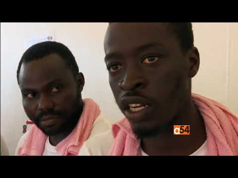 Migrants Face Trouble in Libya