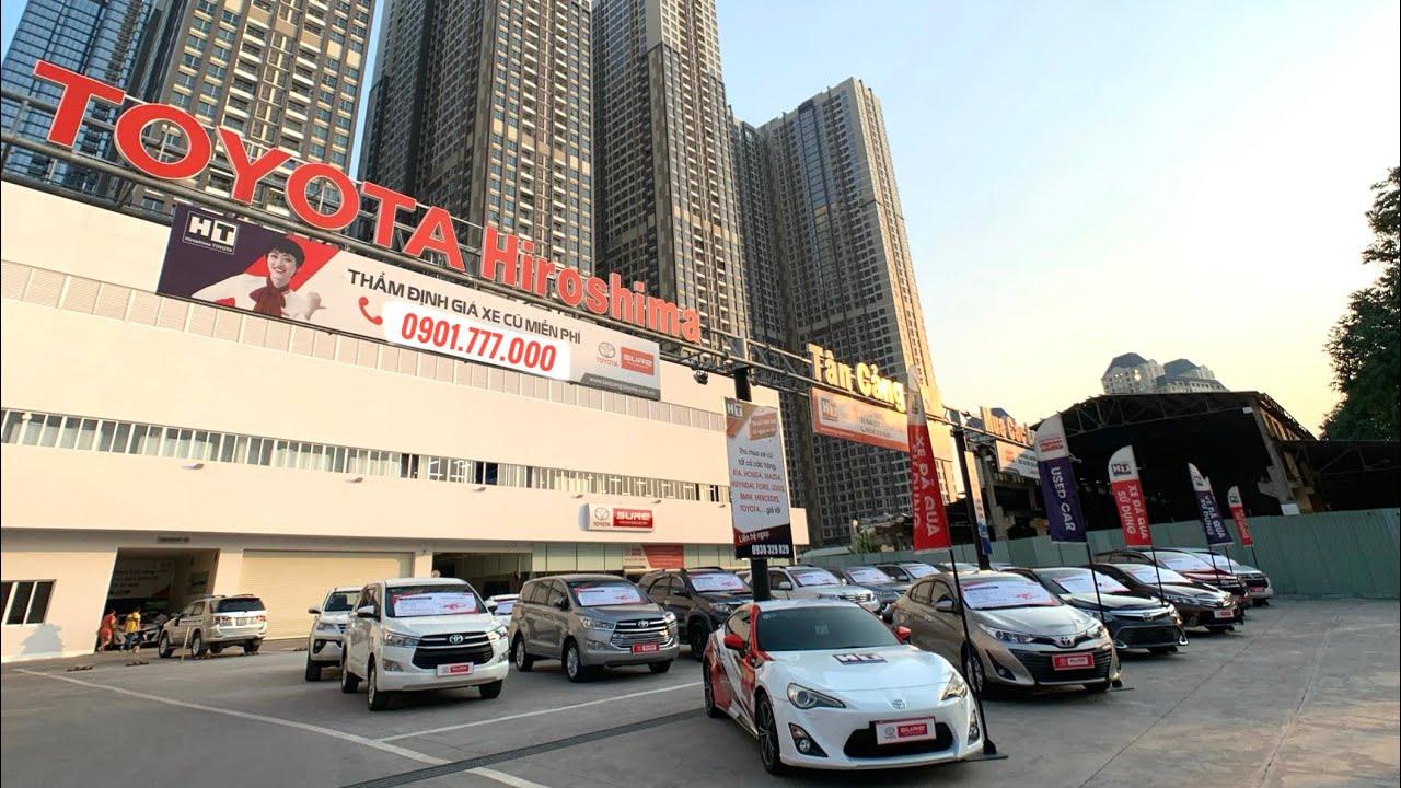 Cập Nhật Giá Xe Cũ Chính Hãng ngày 20/03/2020 tại Toyota Tân Cảng ☎️ 0901777000