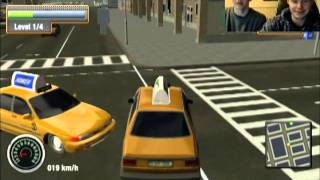 Spoke Hour Plays: New York Taxi: The Simulation