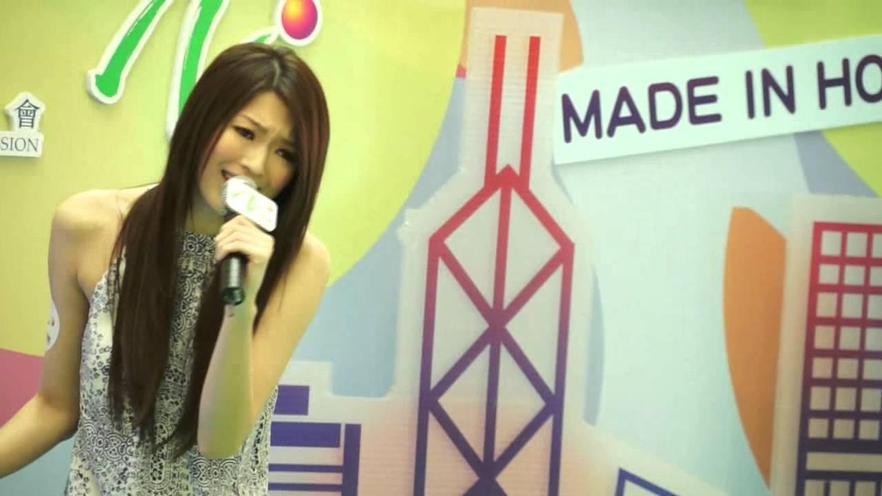 連詩雅(到此為止)@元朗廣場fans合唱版 - YouTube