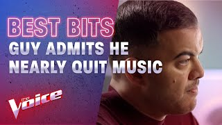 The Blind Auditions: Guy Sebastian Nearly Quit Music!