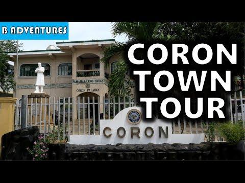 Travel Tips: Coron Town Tour, Palawan Philippines S4, Vlog 74