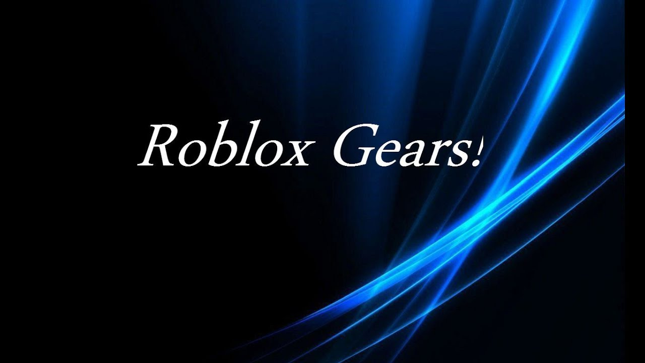 Roblox Gear Codes {First Video}