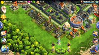 Download lagu DomiNations Attacks Enlightenment Age Max Base