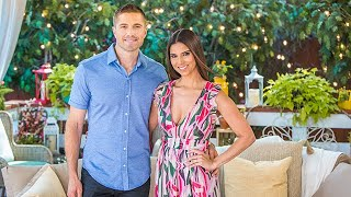 Roselyn Sanchez and Eric Winter stop by - Home & Family