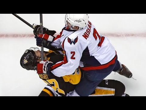 Sidney Crosby Takes Hockey Stick to the HEAD, Out with Concussion