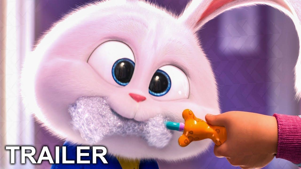 La Vida Secreta De Tus Mascotas 2 Trailer Extendido Español Latino 4 Minutos 2019 Youtube