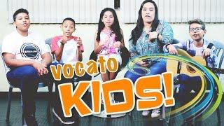 """como cantar """"EU TE AGRADEÇO - Preto no Branco""""-  ( VOCATO kids & Teen ) #160"""