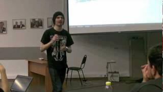 Курсы системного администрирования Linux в Москве(Видео с первых полностью бесплатных курсов по системному администрированию Linux в Москве. Вводная лекция..., 2011-12-06T23:45:11.000Z)