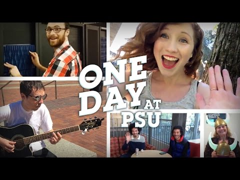 One Day at PSU 2015