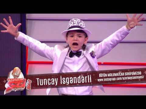 Tuncay İsgəndərli - Qısa Tanıdıcı Video (Azərbaycanın Səsi Bala)